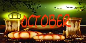 October Elem Menu
