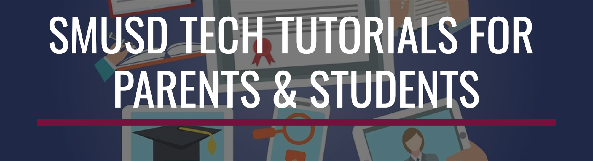 Tech Tutorials for Distance Learning