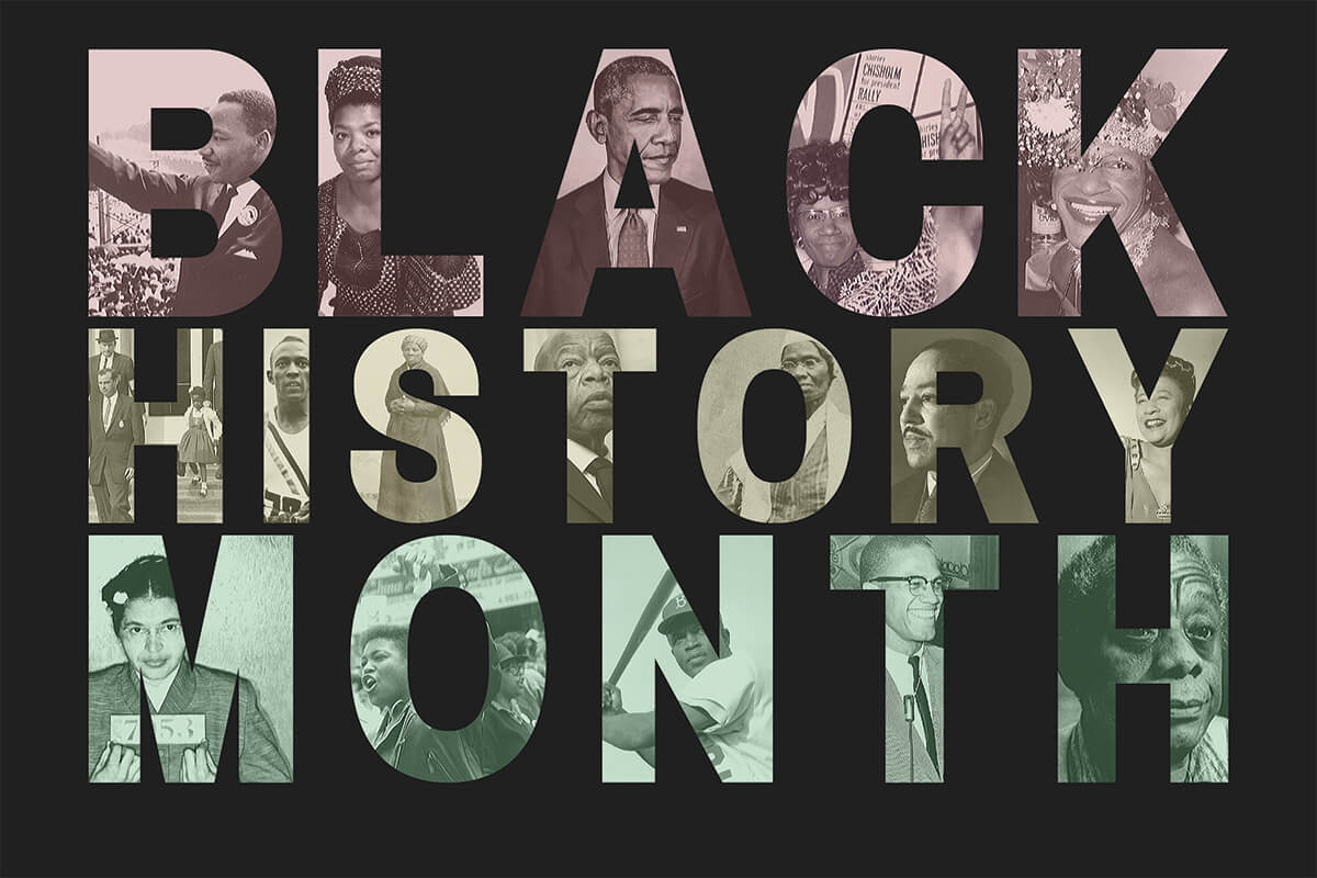 Redirect to Black History Month web page